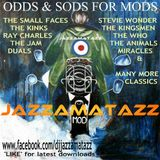 ODDS & SODS FOR MODS: The Who, Small Faces, The Animals, Ray Charles, The Kinks, Stevie Wonder,  Jam