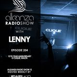 Jewel Kid presents Alleanza Radio Show - Ep.204 Lenny - 10th year anniversary @ Clique Malta