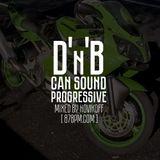 """D'n'B can sound progressive"" by djNovikoff live @ 87bpm.com"