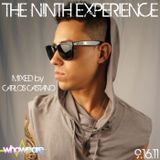 The Ninth Experience - Mixed by Carlos Castano