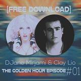 DJ Mirjami & Clay Lio Presents The Golden Hour Episode