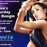 Devastating Dave's Saturday Nite Boogie Sesions Replay On Trax FM & Rendell Radio - 10th June 2017