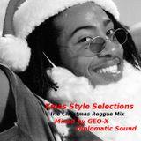 Xmas Style Selections - Irie Christmas Reggae Mix -