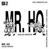 Mr Ho - 13th April 2017