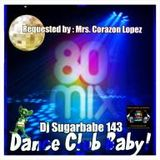 Dance Club Baby ( 80's Mix ) Requested by Mrs. Corazon Lopez
