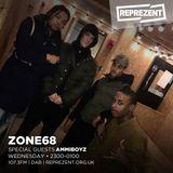 Zone68 with Ammiboyz | 25th Wednesday 2017