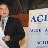 Subsecretario de Economía y Finanzas Pablo Ferreri Foro Económico ACDE 2016