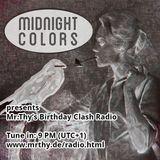 Sweetsmellofsunshine - Midnight Colors Birthday Clash Mix