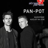 Pan-Pot - Live @ Street Parade 2018 - Opera Stage [Zurich, Switzerland] 11.08.18