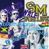 """""""SHATTA WALE INTERNATIONAL CHAMPION"""" MIX 2017 - DJ Touray"""