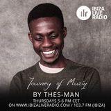 DJ Thes-Man - Journey Of Muziq Show #170