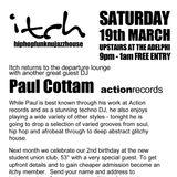 itch mix vol 9 part 2: Paul Thornton