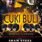 Adam Steel Live @ CUKI BULI 2015.03.13 PÉNTEK