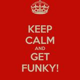 DJ Sammy Wroc - Keep Calm & Get Funky Mix '18