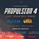 Propulsion #4 Warm - Up Contest