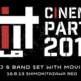tilt-six CinemaParty オープニングDJ 再現MIX