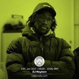 DJ Mayhem - 13th January 2017