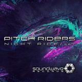 Pitch Riders - Nightride // DJ SET (LIVE RECORD @AMNESIA BAR 2016)