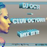 Dj Ocsi-Club Oktober Mix 2012