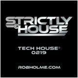 Tech House® 0219