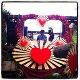 Porky Tropical Hearts NYE 2013