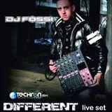 Dj Fossi - Different part II.