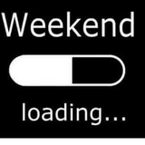 The weekend is loaded