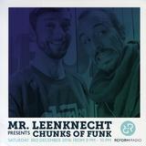 Mr Leenknecht presents Chunks of Funk 3rd December 2016
