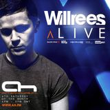 Will Rees  - aLIVE Episode 12 (Bryan Kearney Guestmix) on AH.FM - 29-Oct-2014