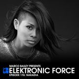 NAKADIA guest mix Elektronic Force