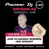 Jon Pleased Wimmin & Jon Besant Journey Through House Takeover - Pioneer DJ Lab
