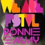 We Are FSTVL mix 2018 - Ronnie EmJay