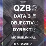ABC 002 - Fragmented Takeover with QZB - Objectiv Promo Mix