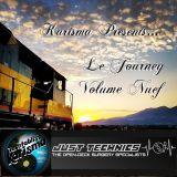 KARISMA PRESENTS ...LE JOURNEY  Volume Nuef