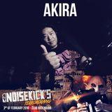 Akira @ Noisekick's Terrordrang
