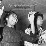 Springtime Letters vol 7 selected by  Skymark (Gospel, Sweet Soul, Northern Soul)