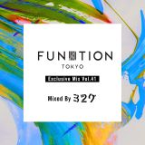 FUNKTION TOKYO Exclusive Mix Vol.41Mixed By 329