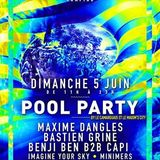 Bertrand Gedehel Dj Set Deep House 05.06.16 @Pool Party Le Camarguais Montpellier
