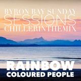 Rainbow Coloured People #BYRON BAY SUNDAY SESSIONS.