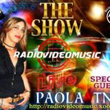 RVM Radio VideoMusic & Radio StudioDanceRoma   Speciale PAOLA TNT , 23 May 2014