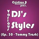 Various DJ's - Various Styles (Ep. 030)