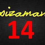 pizaman 2014 Soulful,funky&vocal house mix 14