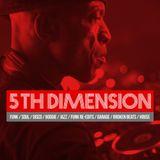 5th Dimension  - Boxing Night Bonanza - Simon Bassline Smith