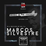 Music is the Answer. Capítulo Nº 139 |With MARCOS SILVESTRE|