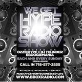 WE GET HYPE Show 3/4/18