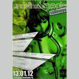 Richie Haunting@undefined species  2012-01-13 Sabotage Club Dresden (Ex U-Boot Club)