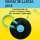 Göly @ Semifinal Concurs de Dj's Ciutat De Lleida 2018 (11-01-2019)