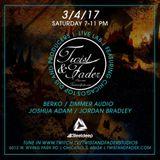 Live Lab: 3/4/2017 3feetdeep Berko B2B Zimmer Audio
