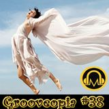 Grooveopia Radio #38 - How Hard You Hit It
