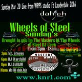 """""""Into The Darkness"""" Live from WPPS studio in Ft Lauderdale March 20 2K16"""